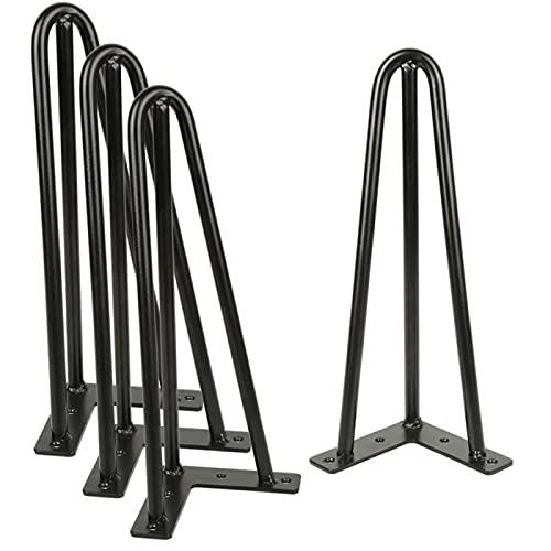 Shop YJX 4 gambe mobili fai da te 30,8 cm gambe mobili mobili armadio armadio metallo gambe mobili accessori