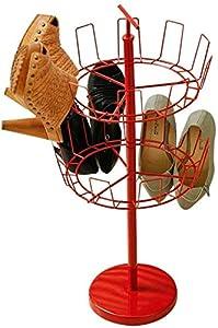 CZWYF Zapatero Zapato Eje Giratorio y Ajustable giratoria Tabla de la Mesa 31 * 31 * 61.5cm (Size : 31 * 31 * 61.5cm)