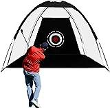 Golf Hitting Net - 2 x 1.4 Meters Golf Hitting Net For Backyard