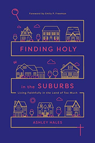 Finding Holy in the Suburbs: Living Faithfully in the Land of Too Much