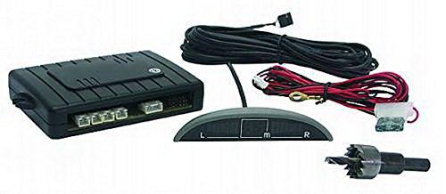 Einparkhilfe McVoice EP-3000' Ultraschall für 4 Sensoren Display