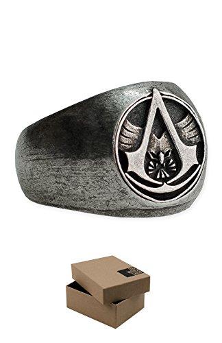 Ubi Workshop Assassin's Creed Master Assassin Ring Official Ubisoft Collection (Large)