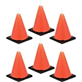 Construction Cone Candles, 18 ct
