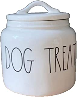 Rae Dunn by Magenta Dog Treats Pet Canister