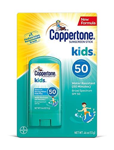 Coppertone KIDS Sunscreen Stick SPF 50 (0.5-Ounce)