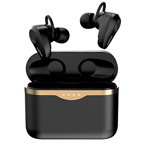 Auriculares Inalámbricos Bluetooth 5.1 con Cancelación de Ruido,Srhythm Soulmate S5 TWS Wireless...
