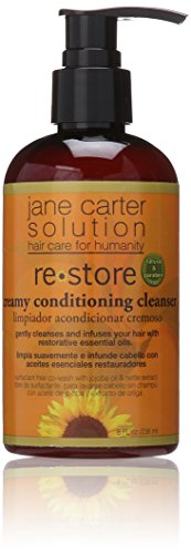 Jane Carter Creamy Cond. Cleanser 8oz (new)