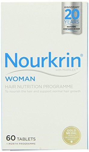 1 Pack of Nourkrin Nourkrin Woman 60 Tablet