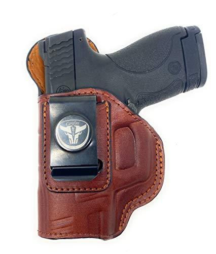 Cardini Leather USA - IWB Ultra Soft Leather Holster -...