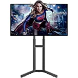Suptek TV Floor Stand for 32-70 inch TVs LED Screens Height Adjustable TV Mount Stand ML5273-2