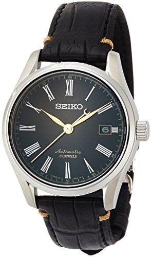 [セイコーウォッチ] 腕時計 プレザージュ 漆ダイヤル メカニカル 自動巻(手巻つき) カーブサファイアガラス SARX029