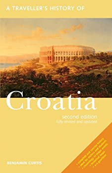 Paperback A Traveller's History of Croatia Book