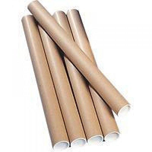 Ambassador Lot de 25 tubes postaux 330 x 50 mm