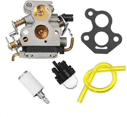 Reemplace el carburador de la pieza del motor de carburador Eliminación del carburador del carburador Removedor del removedor de la remoción del alambrado de Husqvarna 235 235E 236 240E 240E MADUSAW 5