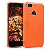 kwmobile Coque Compatible avec Xiaomi Mi 5X / Mi A1 - Coque Housse Protectrice pour Téléphone en...