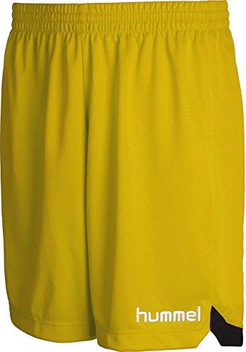 hummel Herren Shorts Roots, Sports Yellow/Black, S