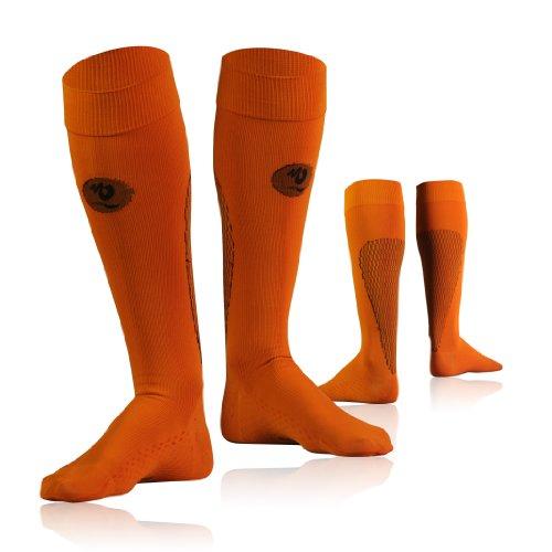 Calcetin Medilast Atletismo Naranja - S