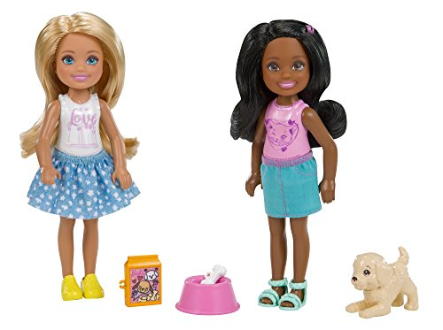 Barbie Club Chelsea Dolls and Accessories