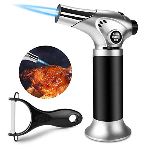 Gibot Culinary Torch, Blow Torch Kitchen...