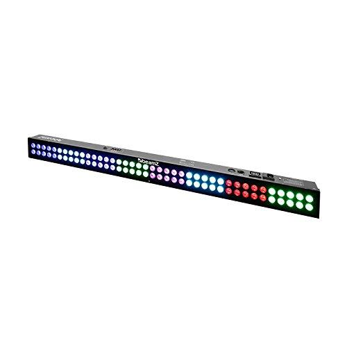 Preisvergleich Produktbild Beamz LED BAR 80 x 3-in-1 schwarz Disco-Zubehör (schwarz,  LED,  LED,  80 Lamp (S),  3 W,  Blau,  Grün,  Rot)