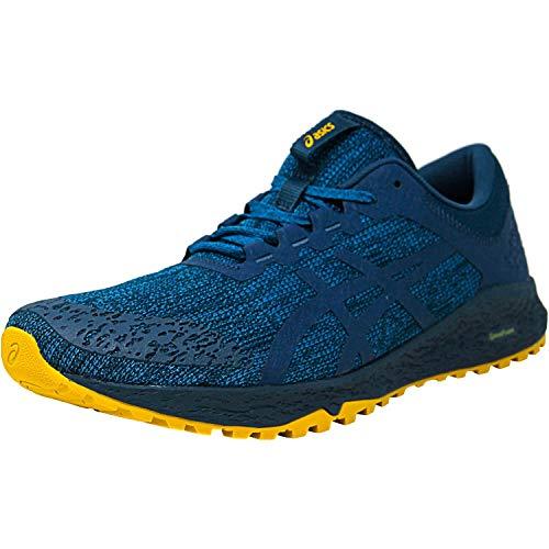 ASICS Men's Alpine XT Turkish Tile/Ink Blue/Lemon Curry 11 D US