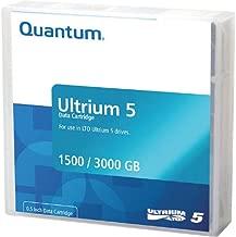 Quantum MR-L5MQN-05 New 3TB LTO Ultrium 5 Data Cartridge- 5 Pack.