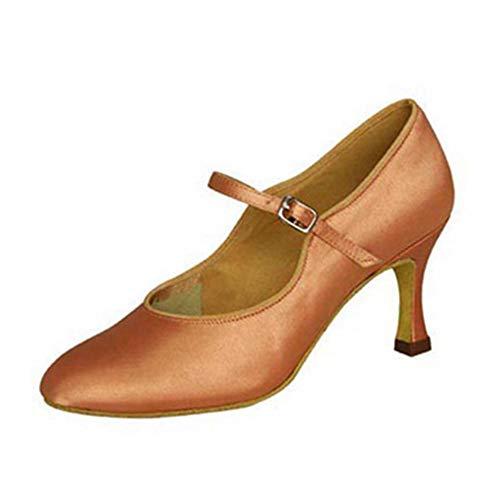 WDRSY - Zapatillas de danza para hombre Un 8