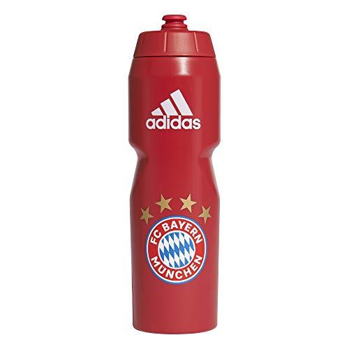 adidas FC Bayern Bottle Trinkflasche, Fcbtru/White, NS