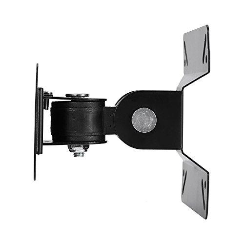 DEWIN Supporto TV LED 24 Pollici - Supporto da 14 Pollici a 24 Pollici Supporto TV Universale inclinabile Supporto Girevole per Monitor LCD a Schermo Piatto LCD a LED