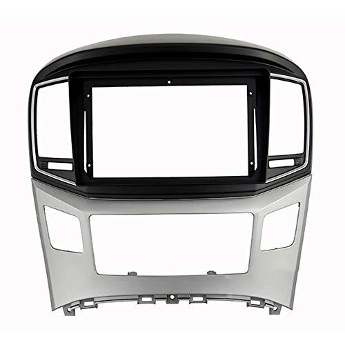 UGAR 11-610S Doppio kit di Montaggio kit fascia radio compatibile per Hyundai H-1, Starex, i800, iLoad, iMax 2015+