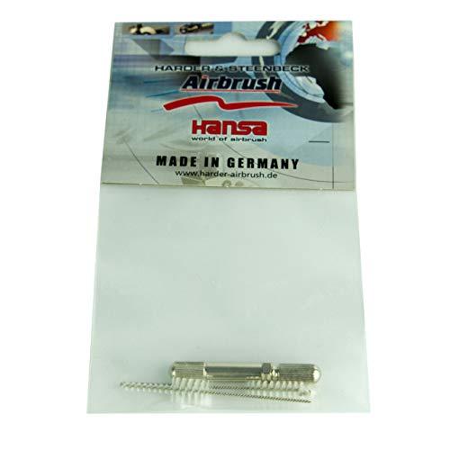 Harder & Steenbeck - Juguete aguja de limpieza y cepillo