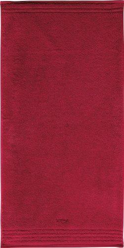 Price comparison product image Vossen Towel Vienna Style Supersoft - rubin 50x100