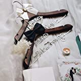 Special Offer Bridal Hanger, Wedding Hangers, Personalized Bride Hanger, Unique Hanger, Mrs Hanger, Custom Hanger,Bridesmaid hanger