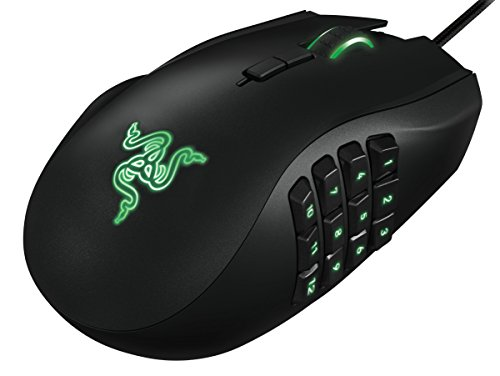 Razer Naga Left Handed MMO Gaming Mouse