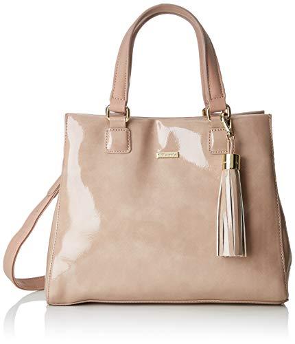 Tamaris Damen Madina Handbag Henkeltasche, Pink (Rose Comb.), 11,5x23x29 cm