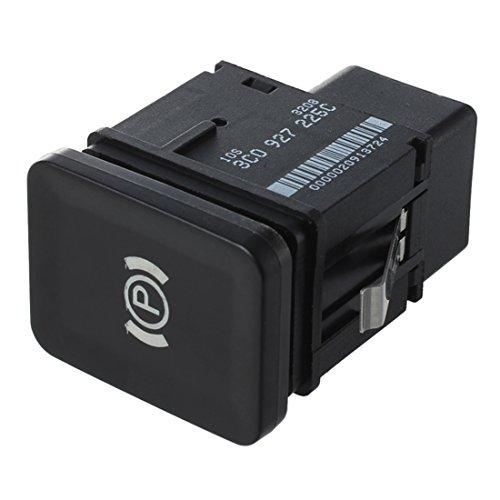 Sodial(R) 60624 Boton Electronico de Interruptor de Freno de Mano de Coche