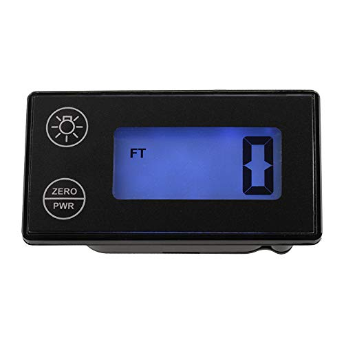 Scotty HP Electric Downrigger Digital Counter, Black, One Size (2134)