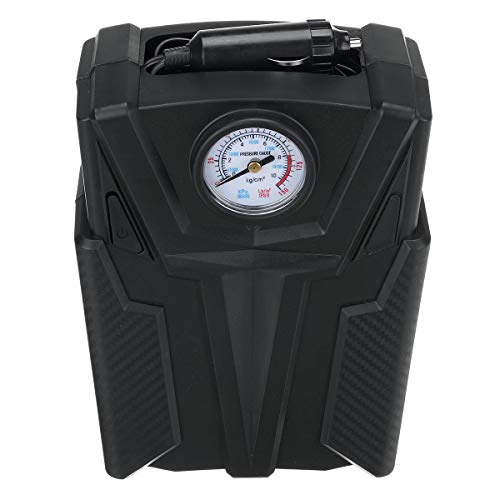 YONGYAO Medidor de Presión Portátil para Inflador de Neumáticos Y Neumáticos Digitales 150Psi Coche Compresor de Bomba