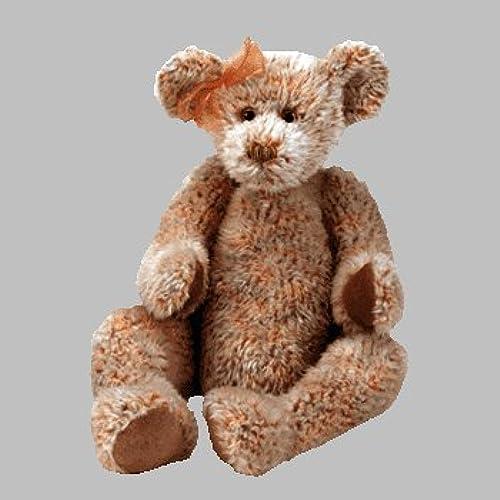 TY CLASSIC - RAZZMATAZZ Teddy Bear Soft Toy (rot) 17  Tall