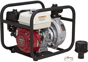 NorthStar High-Pressure Water Pump - 8,120 GPH, 94 PSI, 2in. Ports, 160cc Honda GX160 Engine