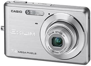 Casio Exilim EX-Z77 7.2MP Digital Camera with 3x Anti-Shake Optical Zoom (Silver)