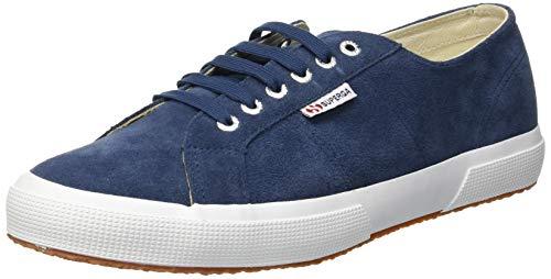 Superga Damen Sneaker, Blu (Blue Night Shadow), 36 EU