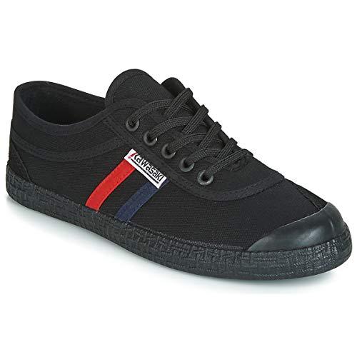 KAWASAKI Retro Zapatillas Moda Hombres Negro - 38 - Zapatillas Bajas