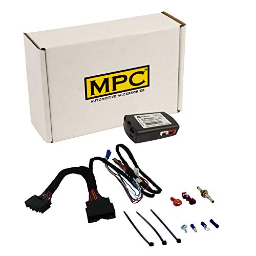 MPC Plug-n-Play Factory Remote Activated Remote Start Kit for 2014-2019 Ford Fusion - Firmware Preloaded