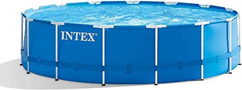 Intex -   Metal Frame Pool