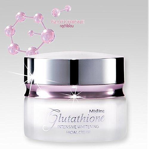 Mistine Danai Presents.Best Whitening Cream Glutathione Intensive Whitening, Lightening Face Cream 30 G. : 1 Pack