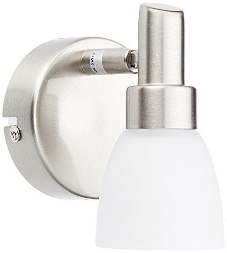 OSRAM - Applique Plafonnier LED - 1 Spot orientable - Ampoule G9 2W Equivalent 20W Incluse - Blanc Chaud 2700K