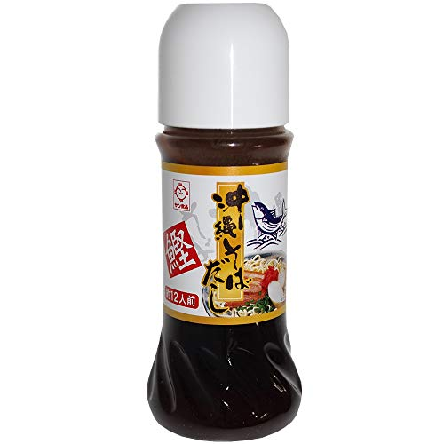 サン食品 沖縄そばだし鰹味(12人前)