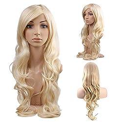 wig blond