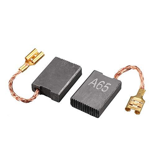 Sourcingmap–® 2piezas 23mm x 16mm x 6mm Motor eléctrico escobillas de carbono para amoladora de ángulo Bosch 180